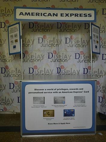 Custom size Registration desk
