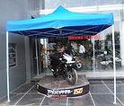 3 meter Gazebo as display booth