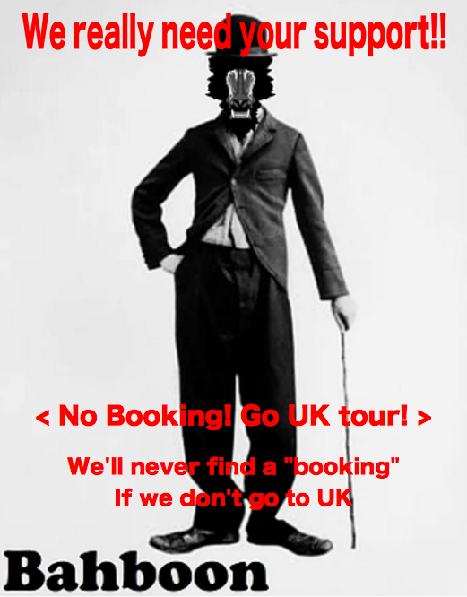 No Booking! Go UK Tour!