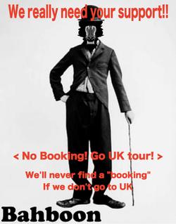 No Booking! Go UK Tour!