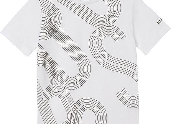 t-shirt à manches courtes BOSS