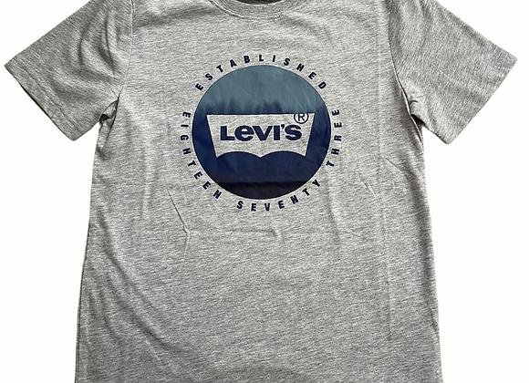 t-shirt en coton gris Levi's