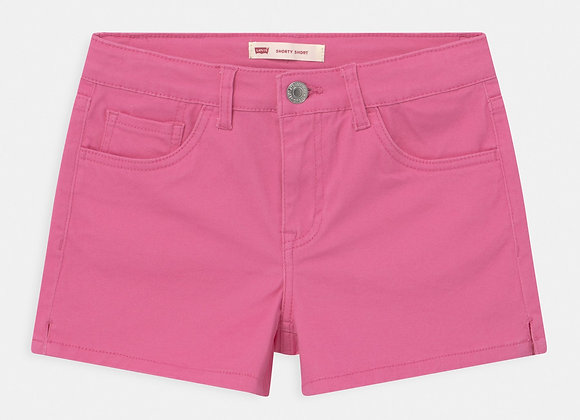 Short rose fluo Levi's