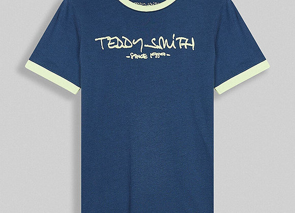 "t-shirt""Ticlass"" Teddy Smith"