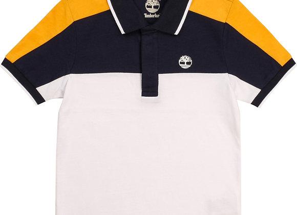 polo en jersey de coton bio Timberland