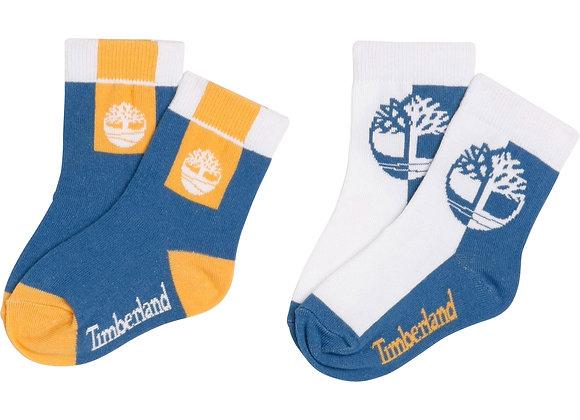 lot de 2 paires de chaussettes Timberland