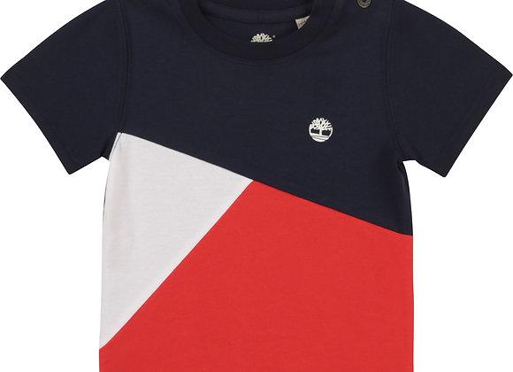 t-shirt fantaisie en coton Timberland