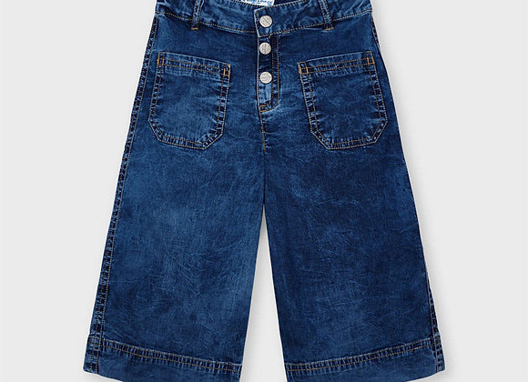 Pantalon jupe culotte Mayoral