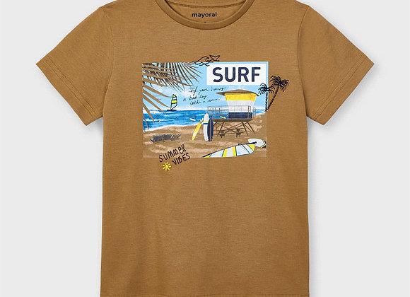 T-shirt surf ecofriends Mayoral