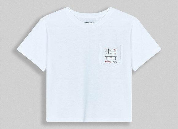 "T-shirt ""hazou"" Teddy Smith"