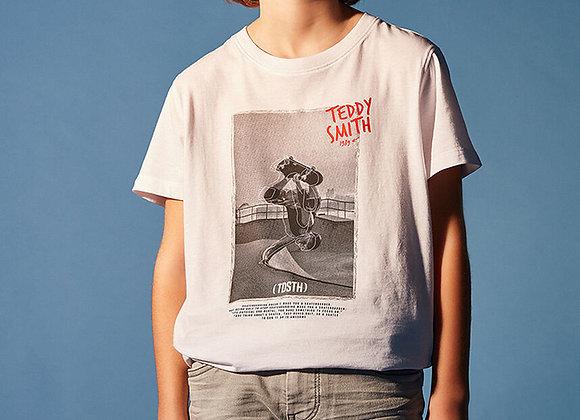 """T shirt """"Craig"""" Teddy Smith"""