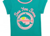T-shirt fantaisie Billie Blush