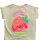 Thumbnail: t-shirt en coton fantaisie Billie Blush