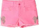 Short en jean rose Billie Blush