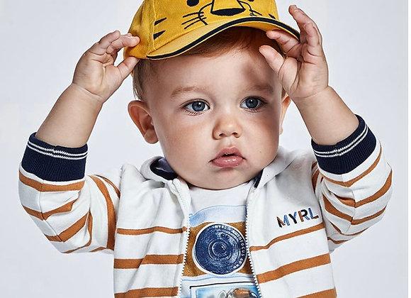 Casquette de type visière bébé garçon Mayoral