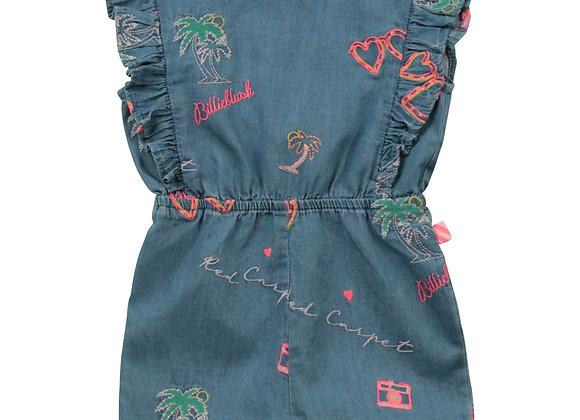 combinaison fantaisie en jean Billie Blush