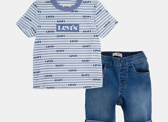 ensemble short+ t-shirt Levi's