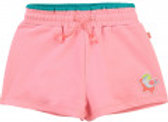 Short en molleton Billie Blush