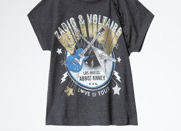 t-shirt Deva Zadig&Voltaire