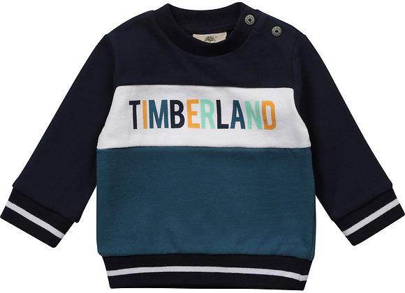sweat tricolore Timberland