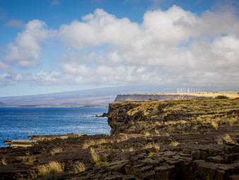 Travel Review: South Point on the Big Island of Hawaii. Enjoy Cliff Jumping!