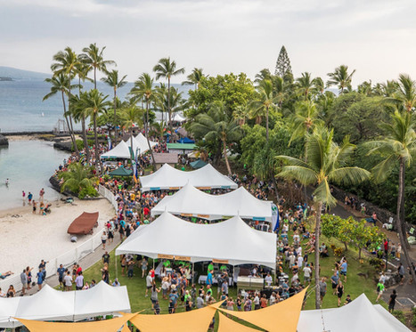 Kona Brewers Festival Festival Overview