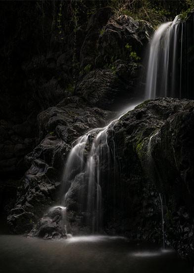 Wailuku River Hidden Waterfall Mason Lake Photography