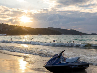 Patong First Impression