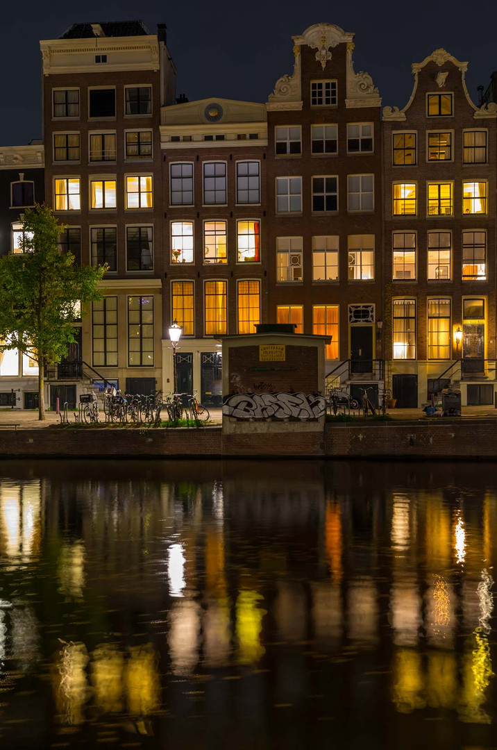 Amsterdam Reflected
