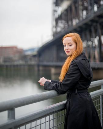 Portland Modeling Caitlin #1