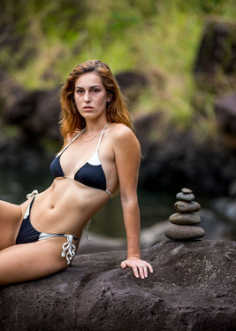 Hawaii Swimsuit Modeling Evelyn #3