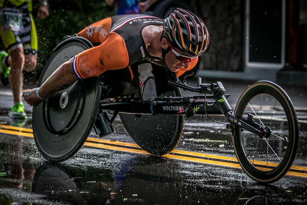 2017 Ironman World Championship Hawaii Wheelchair
