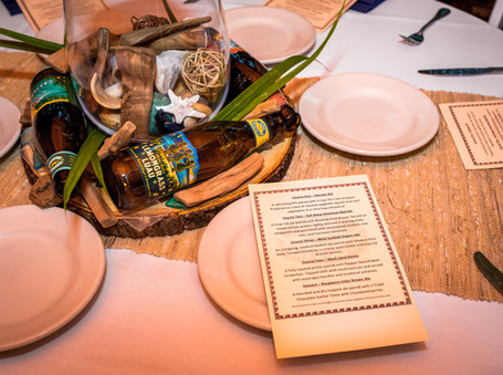 Kona Brewing Co Events Beer Pairing