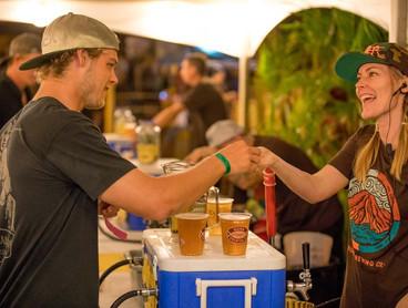 Kona Brewing Co Events Beer Garden