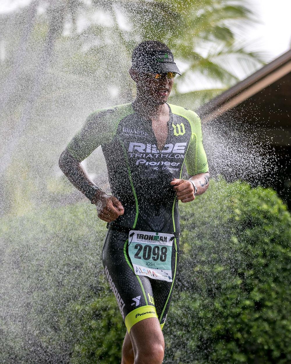 2017 Ironman World Championship Hawaii Mens Athletes Visor
