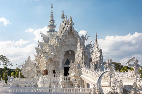 Thiland White Temple