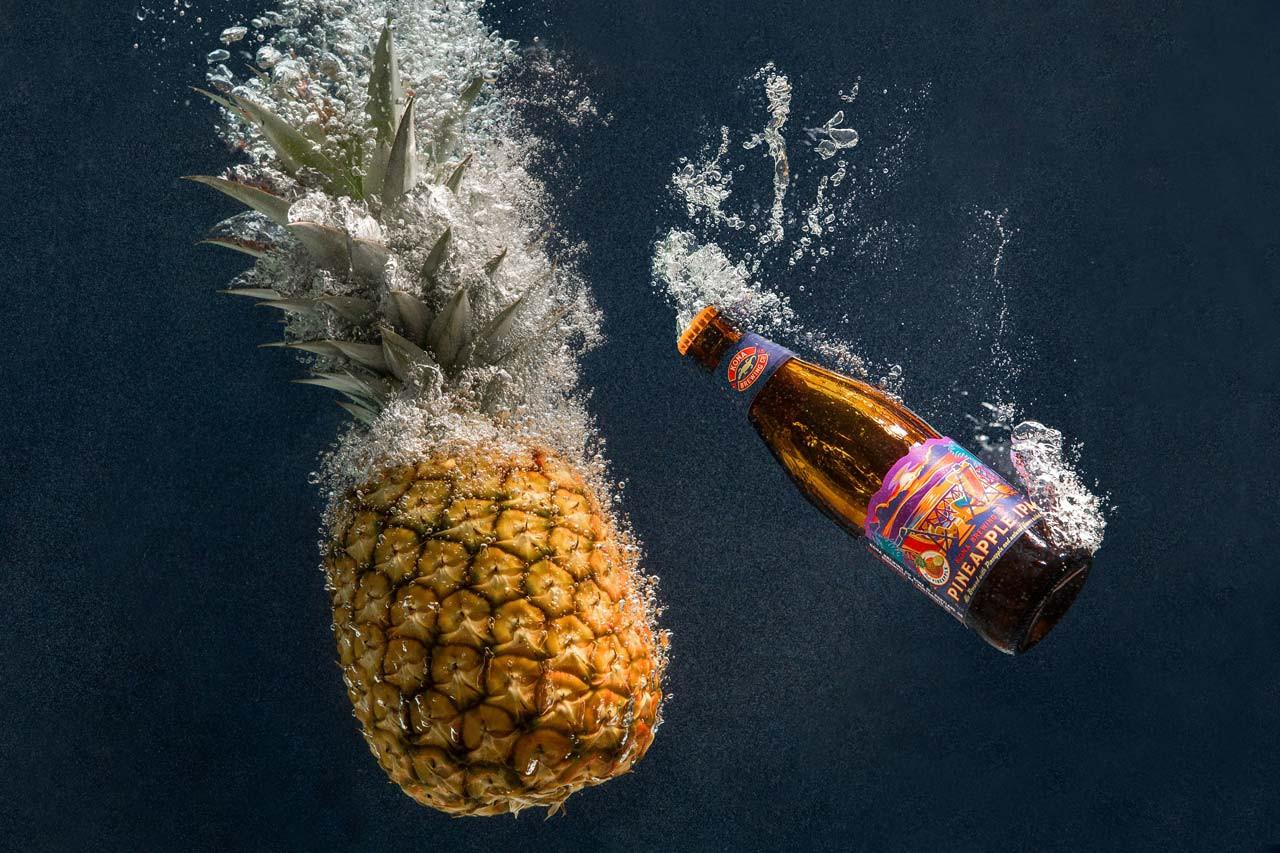 Pineapple Splash