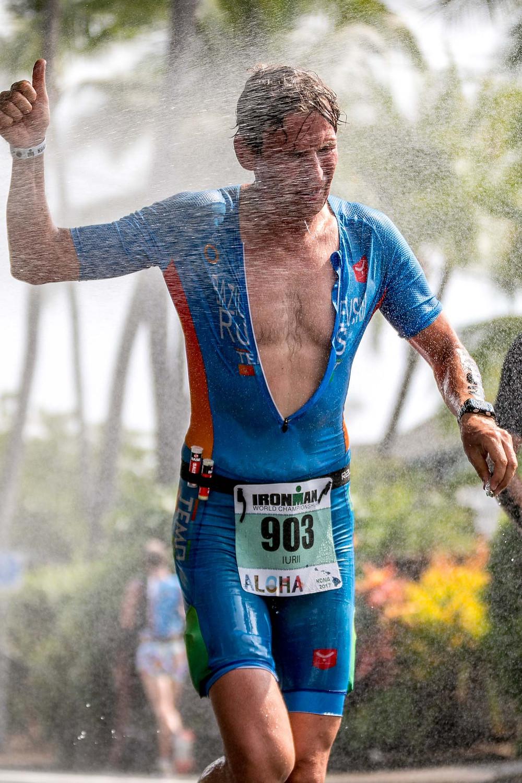 2017 Ironman World Championship Hawaii Mens Athletes Open suit