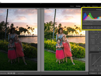 Step-by-Step How to Brighten & Touch-up Dark Photos