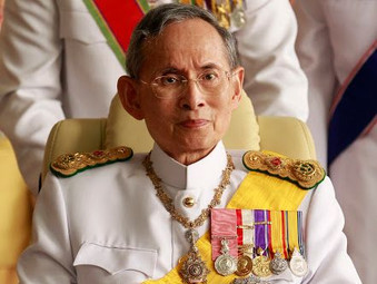 Respect For King Rama IX & His Passing