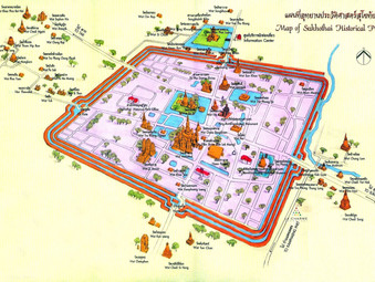 Ayutthaya Sukhothai Historical Park