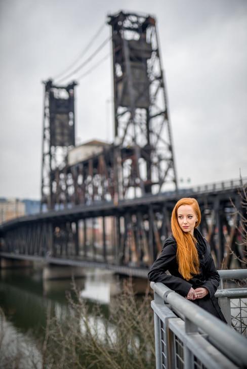 Portland  Modeling Caitlin #3