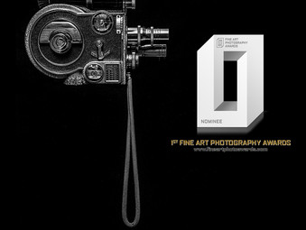 "Fine Art Photography Awards Nominate ""Tempest Spiral"" & ""Old Home Movies"""