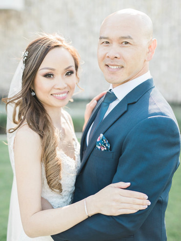 SANDY & THEO | THE CHRIST CATHEDRAL | ORANGE COUNTY