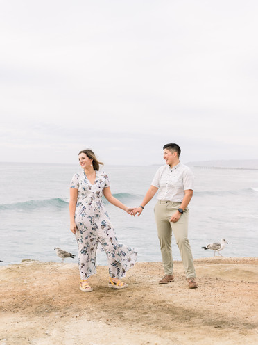 NATALIE & JOHANNA | SUNSET CLIFFS | SAN DIEGO