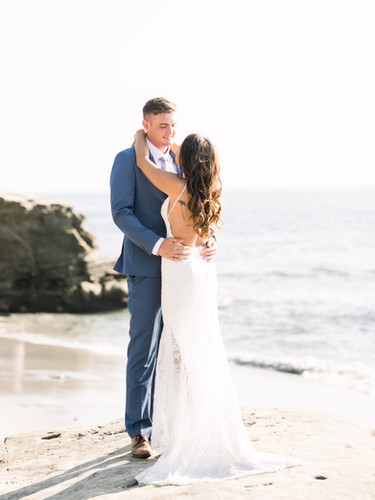 BAILEY & JASON   WINDANSEA BEACH   LA JOLLA CA
