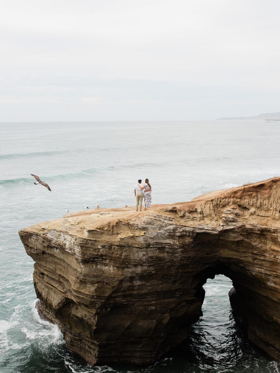 Sunset Cliffs Arch San Diego