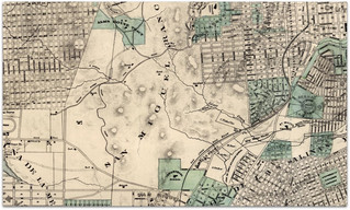George Ulshofer and the First Named Streets of Glen Park