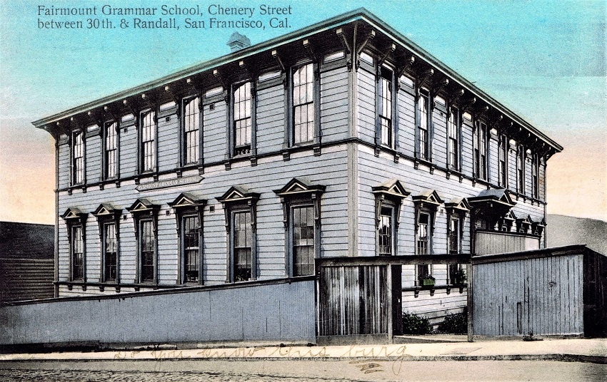 Fairmount School, ca. 1910