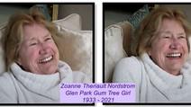 Zoanne Theriault Nordstrom, 1933-2021: Her Moxie Helped Save Glen Park